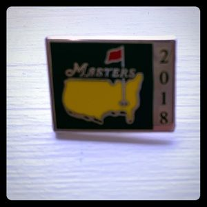 Accessories - 2018 Masters lapel pin